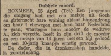 Nieuwsblad van het Noorden 23-04-1919