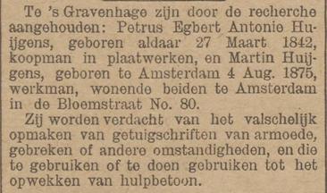 De Tijd : godsdienstig-staatkundig dagblad 30-12-1896