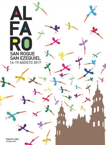 Fiestas de San Roque y San Ezequiel en Alfaro