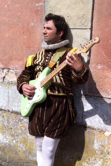 Sansson, le ménestrel