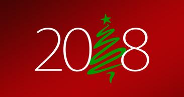 Symbolgrafik Weihnachen_Neujahr_2018