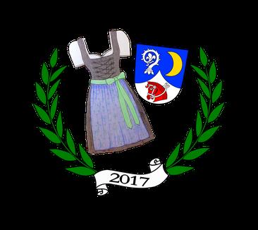 Katholische Dirndlschaft Rechtmehring Logo