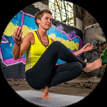 Yoga & smovey über Claudia Poggemann Salzbergen
