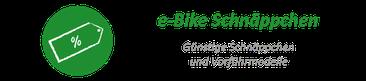 e-Bike Schnäppchen e-motion e-Bike Welt Hombrechtikon