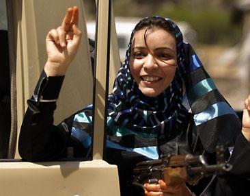 Kvinde fra Benghazi