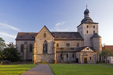 Stiftskirche Neuenheerse © Bad Driburger Touristik GmbH