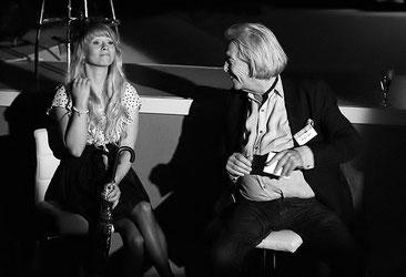 """Rolf Eden & Susen Ermich SMS Text """"Willst du mit mir gehen"""""""