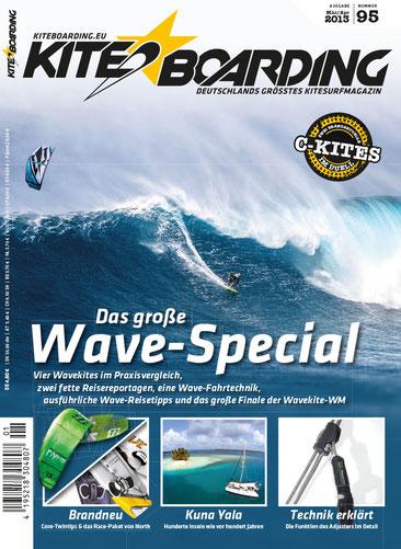 Kiteboarding.de #95