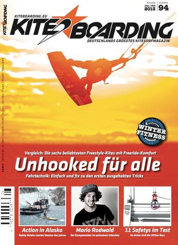 Kiteboarding.de #94