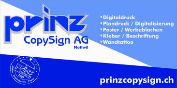 Prinz CopySign AG Gewerbeverein Nottwil