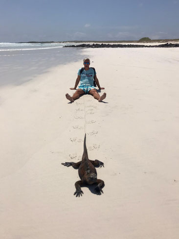 Reise Infos Galapagos Inseln Corona
