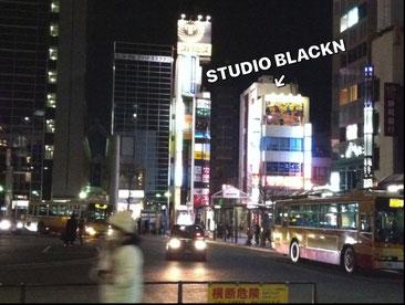 平塚駅前ストリートダンススクールSTUDIO BLACKN
