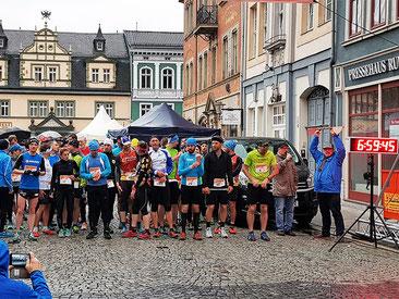 Start Schiller-Staffel-Lauf 2019