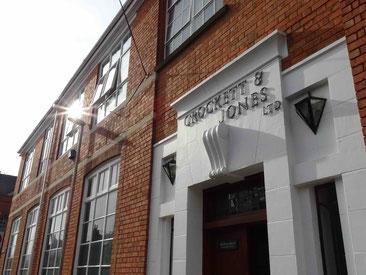 Crockett & Jones factory in Northampton, England. Photo: Men's Individual Fashion.