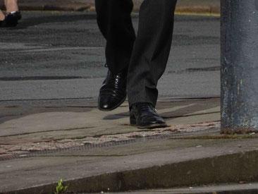 British shoe. Photo: Men's Individual Fashion.