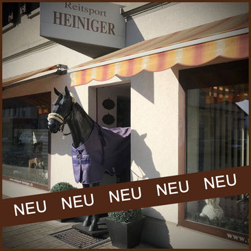 Reitsport Heiniger, Schönbühl - Blogartikel Geschäftsübernahme