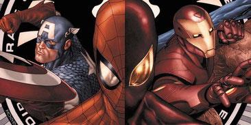 """Hin- und hergerissen zwischen Cap und Iron Man in """"Civil War"""""""