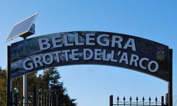 Grotte di Bellegra