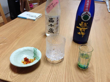 天たつの越前仕立て汐雲丹はお酒の肴として大変おいしいものかと思います
