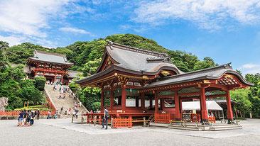 鶴岡八幡宮(神奈川)