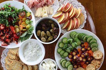 Ausgewogene Ernährung bedeutet Vielfalt