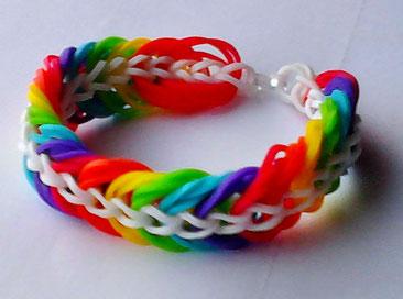 Rainbow Loom - Triple Chain