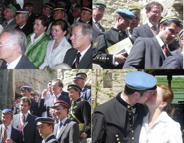 Auszeichnung Stifterverein und Alexandra
