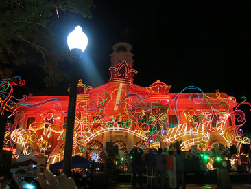 Encendido de Navidad en Mayaguez