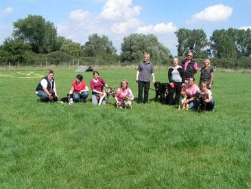 Teilnehmer Hundeführerschein Teampartner-Hund-Hoya e.V.