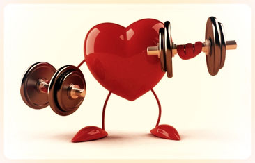 Valentine's fitness and health day