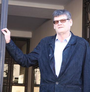 Wolfgang Spachmann Gründer von Stadtwatch.de und Initiator des parteiunabhängigen Bürgertreffs