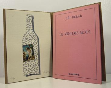 Jiří Kolář: Le von des mots, special edition