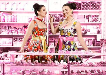 Dirndlherz Fashion - Foto: Vanessa Hartmann-Gnong - www.vandehart.com