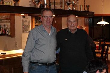 Steffen Rauch mit Charly Braun