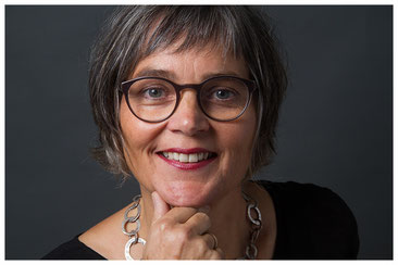 Portrait von Elke Upmeier zu Belzen