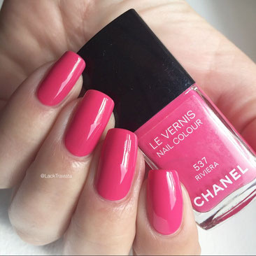 SWATCH CHANEL RIVIERA 537  by LackTraviata