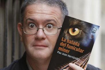Pau Joan Hernàndez, guanyador del Premi Gran Angular 2013