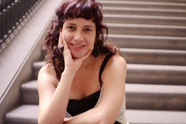 Laia Aguilar, autora