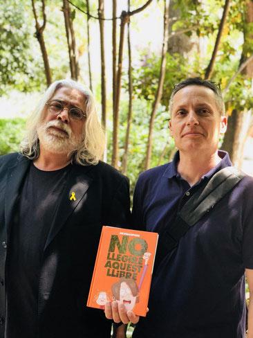 Jaume Copons i Òscar Julve, els autors