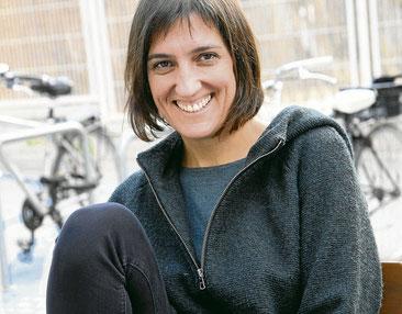 Marta Grau (Font: Ara Llegim)