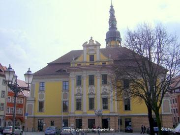 Das Bautzener Rathaus