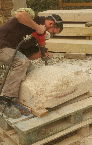 MAHERAULT Cédric Artisan tailleur de pierre