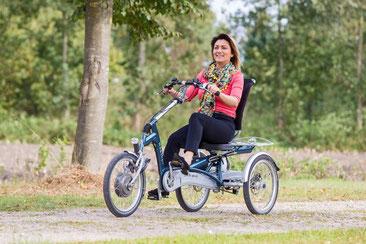Easy Rider Van Raam Sessel-Dreirad Elektro-Dreirad Beratung, Probefahrt und kaufen in Münster