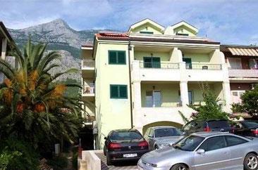 Апартаменты в Макарске. Семейный отдых в Хорватии.