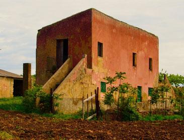 harmonisches Landhaus mit zwei Treppen