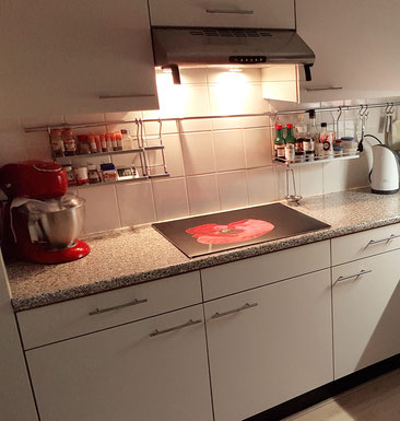 kookplaat inductie beschermer