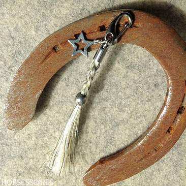Schmuck aus Pferdehaar - Glücksbringer von Horsessoires