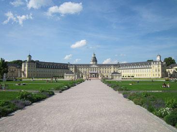 Schloß von Karlsruhe