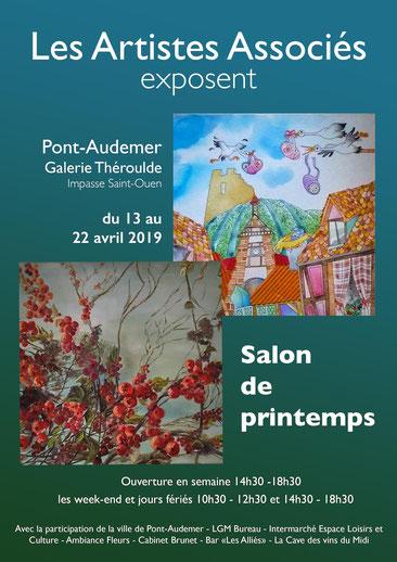 chris jobert sculptrice expo artistes associés de Pont-Audemer Eure