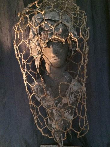 sculpture Chris Jobert artiste sulpteur Honfleur